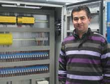 «De plus en plus nous tentons d'arriver en amont des affaires en proposant dorénavant nos services en matière de régulation pour la maîtrise énergétique des bâtiments», assure Cyrille Vasmer, le fondateur de CSOEC Electricité installée à Pompey depuis 2009.