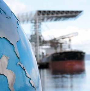 Le déficit extérieur de la France a baissé de 7 milliards d'euros. Pour l'année en cours, la prudence reste de mise car la faiblesse des importations explique pour partie ce résultat.