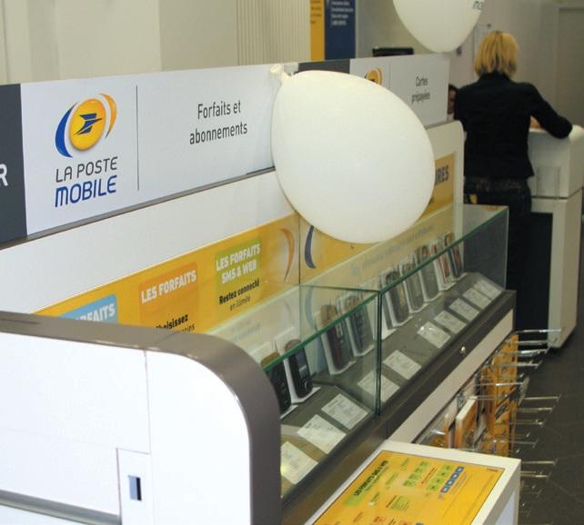 Les trois forfaits «Pro» de la Poste sont aujourd'hui disponibles dans quelque deux mille bureaux de Poste dans l'Hexagone.