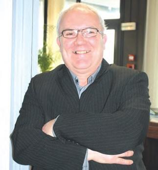 Jean-Luc Pelletier vient d'être réélu président de la Chambre régionale d'agriculture de Lorraine.
