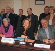 La convention du programme Alizé 2013- 2015 a été signée le 19 mars à Bar-le-Duc.