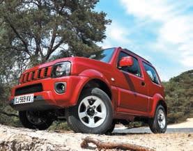 Tous les modèles 4x4 de Suzuki ont renforcé leur attractivité, 2013 dévoile une gamme entièrement rajeunie.