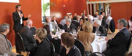 François Pélissier, président de la CCIT 54, l'a réaffirmé devant les membres du Club du Lundi, le 14 avril, la Lorraine possède un gros potentiel de développement économique.