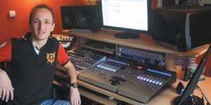Grégory Goldstein vient d'ouvrir un studio d'enregistrement à Villers-lès-Nancy. Une nouvelle offre à destination des artistes musicaux, mais la société se tourne également vers le marketing sonore à destination des entreprises.