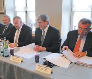 La rédaction de cahier des charges a été présentée lors de l'AG de la Fédération des artisans boulangers de la Région Lorraine.