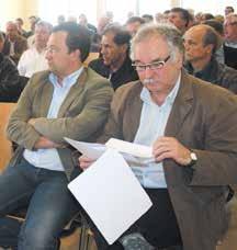Les entreprises et les collectivités étaient venues en nombre à la réunion des donneurs d'ordres.