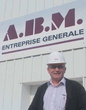 Depuis le 1er février, Jean-Jacques Valdenaire, ancien directeur de travaux chez Rabot Dutilleul, a repris les rênes d'ABM à Velaine-en-Haye