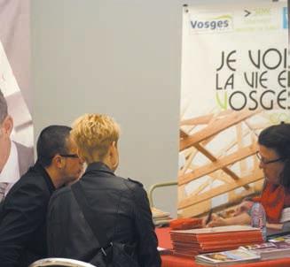 La 3ème édition du forum vosgien « Osez l'Entreprise » s'est déroulée le 15 mai au Centre des congrès d'Épinal.