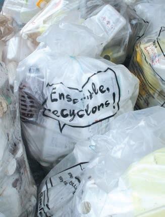 L'an passé, 1 500 tonnes de déchets plastiques agricoles ont été collectées en Lorraine.