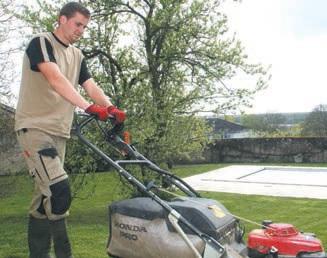 La Maison des Jardiniers Lorrains emploie uniquement des professionnels issus d'écoles d'horticulture.
