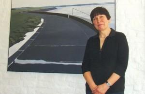 Jusqu'au 8 juin, l'artiste allemande Christine Ebersbach expose ses oeuvres à la Galerie Bora Baden à Nancy, une plongée dans un univers lumineux et aérien où l'horizon est mis à l'honneur.