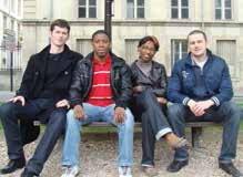 Avec Tranquillity Conciergerie, quatre étudiants de l'Université de Lorraine, propose aux entreprises du Grand Nancy des services solidaires.