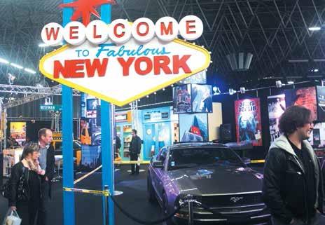 Le succès était au rendez-vous pour la 79ème édition de la Foire Internationale de Nancy dont l'invitée d'honneur était New York.