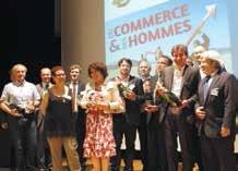 La remise des prix régionaux de la Semaine nationale de la performance commerciale, organisée par le réseau des DCF, s'est déroulée le 6 juin au Domaine de l'Asnée à Villers-lès-Nancy.