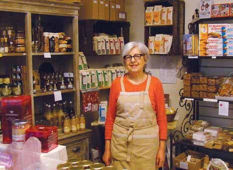 Nicole Lapointe, propose dans sa boutique «Lapin d'épices», Place Paul Painlevé à Nancy, une sélection de produits régionaux qui raviront gourmands et gourmets.