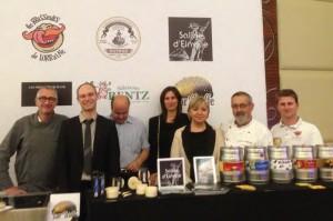 Six entreprises adhérentes du groupement LorGourmet ont participé avec le CCI International Lorraine à une mission découverte à Dubaï . Un premier pas vers la conquête de ce marché à fort potentiel.