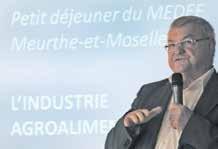 «Le fait que les grands sièges sociaux ne soient pas présents dans la région est une source d'inquiétude», assure Raymond Frénot, président de l'AIAL.
