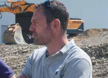 «Nous avions besoin de terrains supplémentaires pour développer notre activité», assure Vincent Thouvenot, le pdg de France Élévateur.