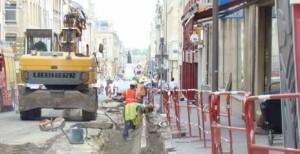 L'été de tous les travaux : 800 chantiers sont prévus sur l'ensemble du territoire du Grand Nancy d'ici à la rentrée.