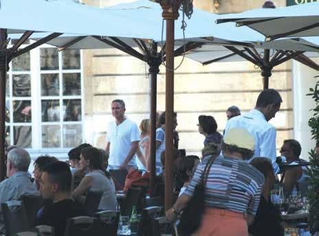 D'après l'Observatoire du Tourisme Lorrain, le mois de juillet se solde par une baisse quasi générale. Les plus touchés : les restaurateurs et les hôteliers.