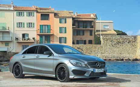 Le nouveau CLA de Mercedes-Benz marque une rupture avec le segment des berlines traditionnelles.
