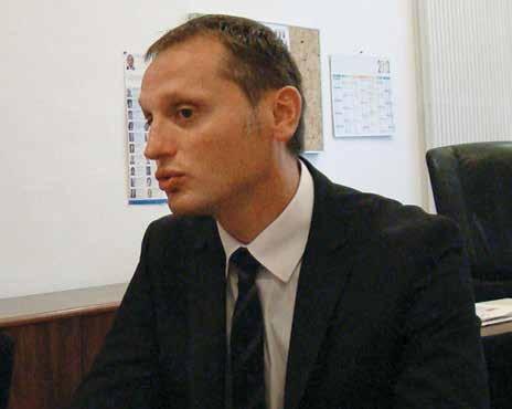 Michel Prosic, 42 ans, succède à Magali Daverton, à la tête du cabinet de Raphaël Bartolt, le préfet de Meuthe-et-Moselle.