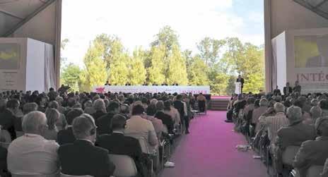 L'Université d'été du Medef, du 28 au 30 août à Jouy-en-Josas, sera l'occasion de présenter le projet France 2020.