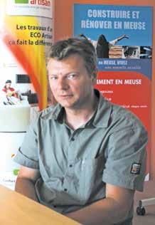 «On va organiser une grande manifestation sur Verdun Expo en septembre», prévient Jean-Marc Josselin, le président de la Capeb de la Meuse.