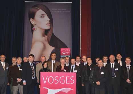 Le Label Vosges terre textile sera présent au salon Maison et Objet qui se tiendra à Paris du 6 au 10 septembre prochains.