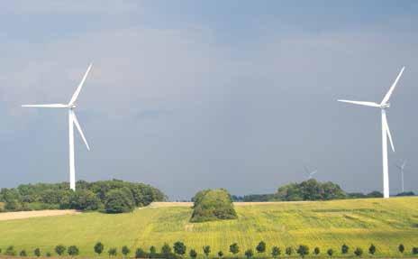 La Lorraine n'est plus qu'au cinquième rang des régions éoliennes dans l'Hexagone.