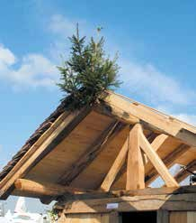 Dans l'univers de la construction, le bois représente près de 11 % de parts de marché en matière de constructions individuelles.