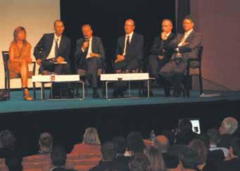 Les experts-comptables et les commissaires aux comptes ont tenu leurs Universités d'été à Vittel début septembre.