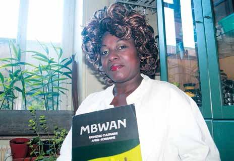 Cathy Mbongué, cuisinière nancéienne à domicile, vient de faire paraître son premier recueil de cuisine où la mixité culinaire entre l'Afrique et la Lorraine se dévoile au fil des pages.