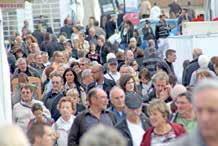 Près de 200 000 visiteurs sont annoncés pour la 78ème édition de la Foire internationale de Metz du 27 septembre au 7 octobre.