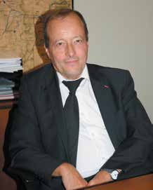 «J'évoquerais plutôt une nécessaire vigilance, car malgré la hausse des chiffres d'affaires 2013, les entreprises n'ont pas retrouvé les mêmes niveaux d'avant crise», explique Patrick Naert, l'administrateur général des finances publiques de la Meuse.