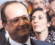 «Les reconversions industrielles sont possibles. L'exemple de Pompey est plus que parlant», assure François Hollande, le président de la République lors de son déplacement en Lorraine le 26 septembre.