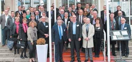 Contrexéville a accueilli le 20 septembre les assemblées générales de l'Union régionale Lorraine du SNDGCT. L'occasion d'annoncer la tenue du congrès national du syndicat en octobre 2014 à Nancy.