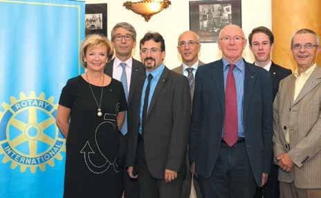 Les sept clubs rotariens de Nancy entendent affirmer leur engagement dans le développement économique et local.