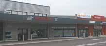 La zone commerciale Libération 2 à Lunéville s'affiche comme un moteur pour le renouveau économique de la ville.