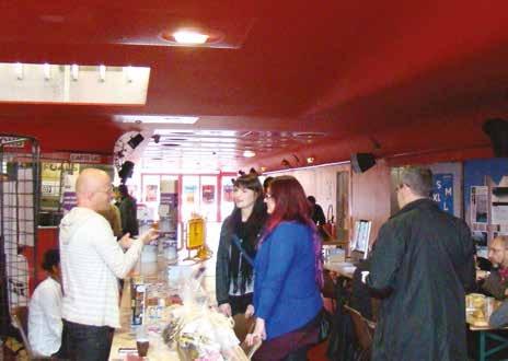 L'autre Canal a accueilli le 10 octobre dernier le salon loisirs et bien-être des Rives de Meurthe, organisé par l'association éponyme.