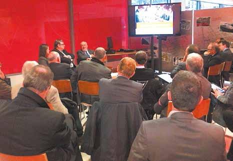 Le Grand Nancy et la Chambre de commerce et d'industrie de Meurthe-et-Moselle ont rencontré le 11 octobre les différents représentants des huit zones ATP de l'agglomération nancéienne.