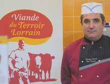 «Nous avons travaillé 250 kilos de viande et servi 1 600 repas à l'occasion de cette journée», assure Bertrand Laboudigue, le chef de cuisine du restaurant scolaire du lycée Varoquaux.