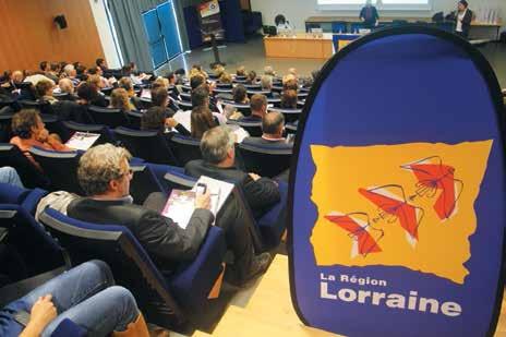 La conférence annuelle du tourisme lorrain, le 15 octobre dernier à la Maison des sports de Tomblaine, a mis en avant que le secteur était un moteur indéniable du récent Pacte Lorraine.