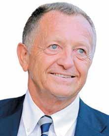 Jean-Michel Aulas est l'invité d'une grande soirée prestige ce 30 octobre au Crédit Agricole Lorraine à Laxou.