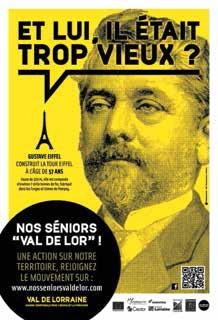La campagne «Nos Seniors Val de Lor», lancée l'an passé à l'initiative de la Maison territoriale pour l'emploi et la formation du Val de Lorraine entend monter en puissance.