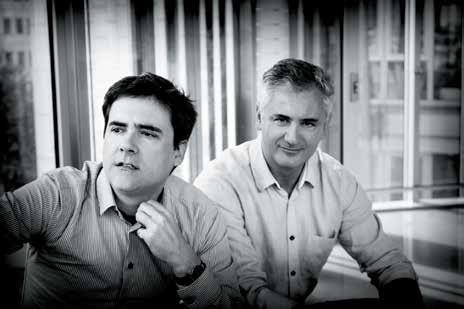 Le polar à l'honneur pour la 7ème édition de Lunélivre fin novembre. En guest-star, le duo d'auteurs : Éric Giacometti et Jacques Ravenne.
