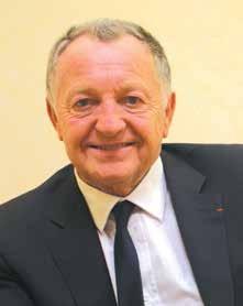 «Aujourd'hui, il n'y a plus de précurseurs, il n'y a que des retardataires…», assure Jean-Michel Aulas.