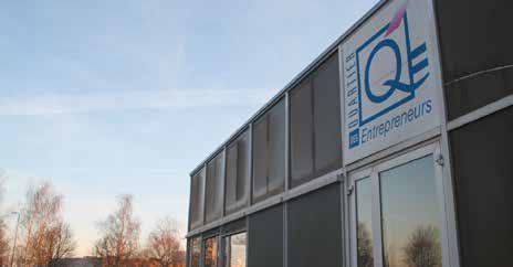 La vie du Quartier des Entrepreneurs de Ludres est toujours en mouvement. De nouvelles entreprises sont annoncées pour le début de 2014.