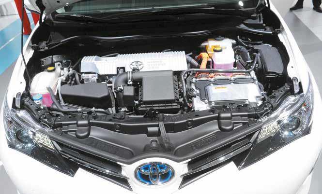 Le nouveau modèle devrait permettre à Toyota de répondre aux attentes de demain. Dès les premiers tours de roue, on découvre une conduite inédite.