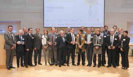 Les Lorrains, et en particulier les Meurthe-et-mosellans, se sont imposés à la dernière édition du Deloitte in Extenso Technology Fast 50 pour le Grand-Est raflant cinq des huit prix décernés.